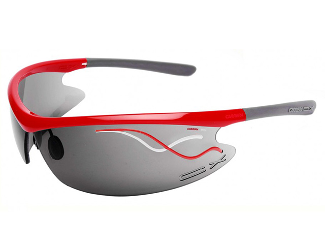Carrera CX s filtrem Silver Flash + Orange