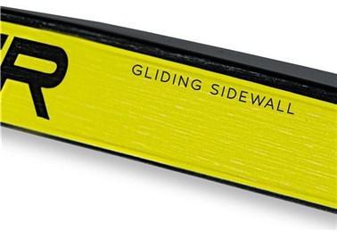 GLIDING SIDEWALL